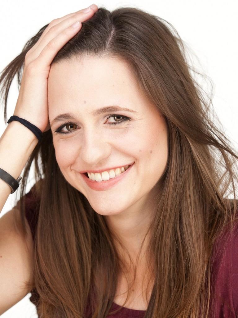 Schauspielerin Miriam