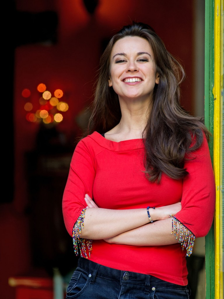 Victoria Sordo - Schauspielerin