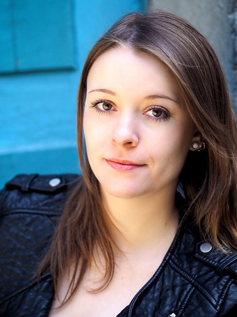 Deutsche Schauspielerin Viktoria